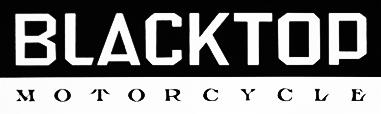 BLACKTOP MOTORECYLCE
